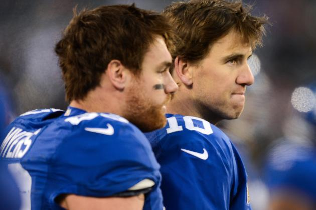 Eli Manning Doesn't Deserve Free Pass with NY Giants' Disaster of Season