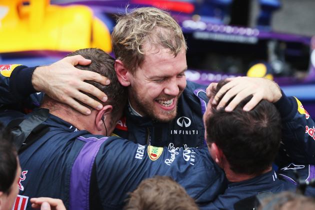 Sebastian Vettel a Deserved Winner of BBC Overseas Sport Personality of the Year