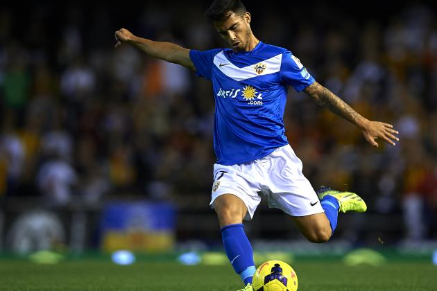 A Progress Report on Liverpool's Almeria Loanee Suso