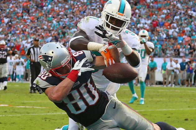 Sunday Wrap: Unlikely Hero Seals Dolphins Upset of Brady, Pats