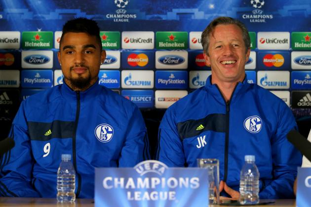 Breaking Down Real Madrid's Champions League Opponents Schalke