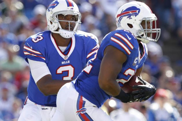 Buffalo Bills Hold on to Top Jacksonville Jaguars