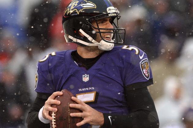 Suddenly, Ravens Have Path to AFC North Crown