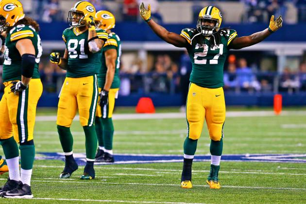 Eddie Lacy's Instant Fantasy Reaction After Week 15