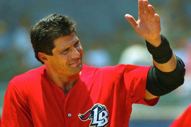 Canseco Wants to Coach the Longhorns