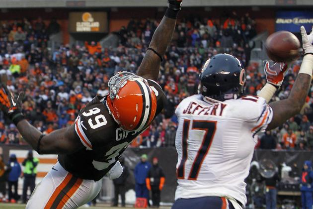 Alshon Jeffery's TD Catch Further Illustrates His Emerging Excellence