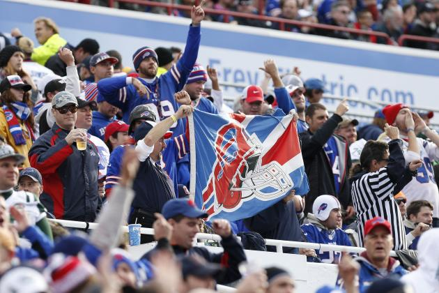 Bad Day in Buffalo: Two Mysterious Deaths in the Shadow of One NFL Game