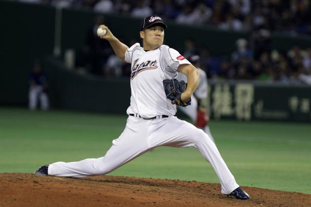 Comparing Japanese Phenom Masahiro Tanaka to Yu Darvish