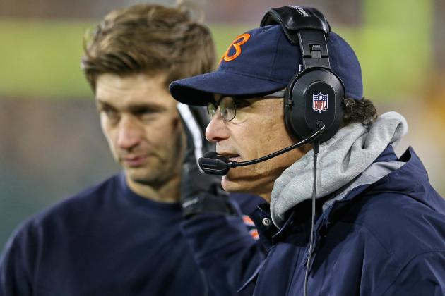 Jay Cutler Justifies Faith of Bears' Marc Trestman