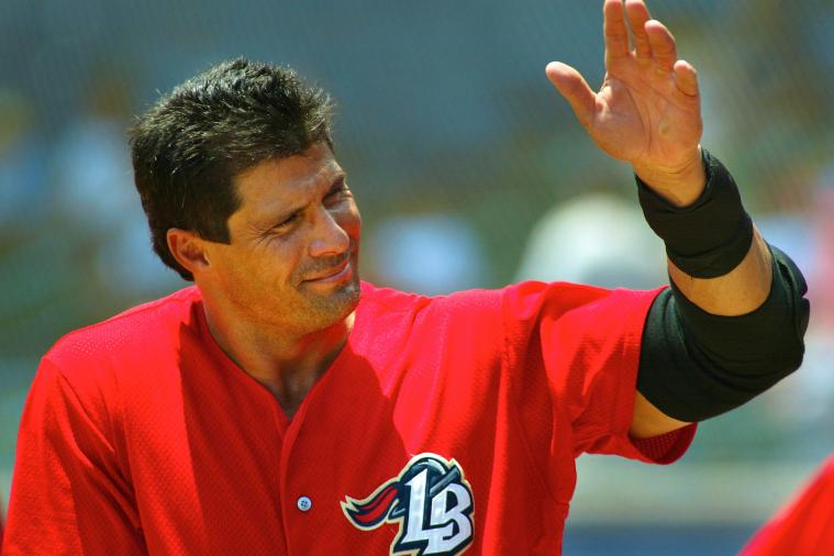 Jose Canseco Wants to Be Texas Longhorns Head Coach, Shares Plan to Fix Team
