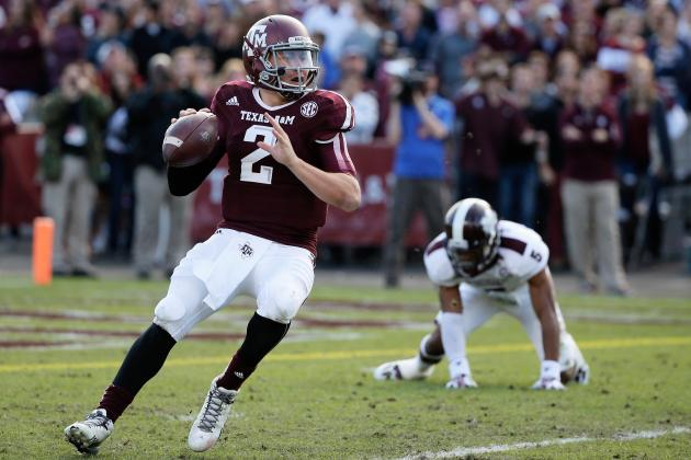 2014 NFL Draft: Full Breakdown of Johnny Manziel's Game