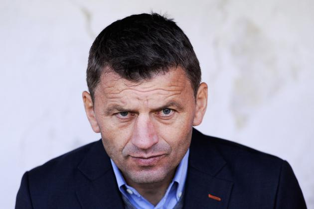 Miroslav Djukic Fired as Valencia FC Manager