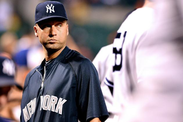 Yankees' Derek Jeter Doesn't Allow Camera Phones in His Florida Mansion