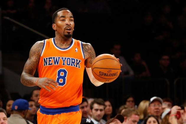 It's Time for NY Knicks to Cut Losses and Trade JR Smith