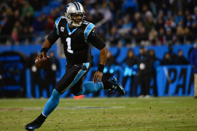 Panthers QB Cam Newton's Injury Described as 'stubbed Toe'