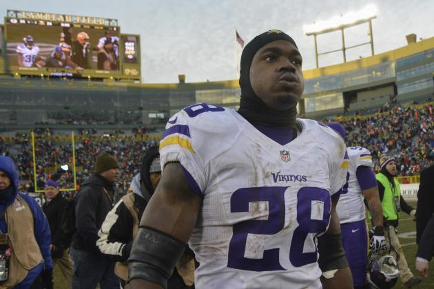 Why the Minnesota Vikings Must Consider Trading Adrian Peterson