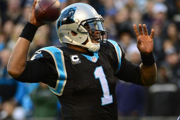 Inside the Panthers: Rivera: Cam Toe Injury No Big Deal