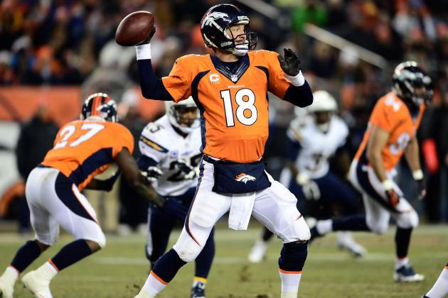 AFC Playoff Picture 2013: Complete Seeding Predictions for the Postseason