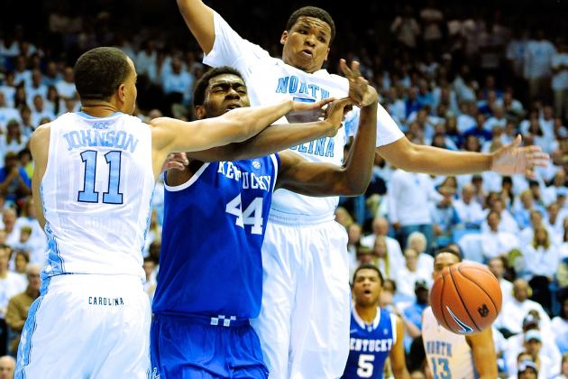 AP College Basketball Poll 2013: Complete Week 7 Rankings Released