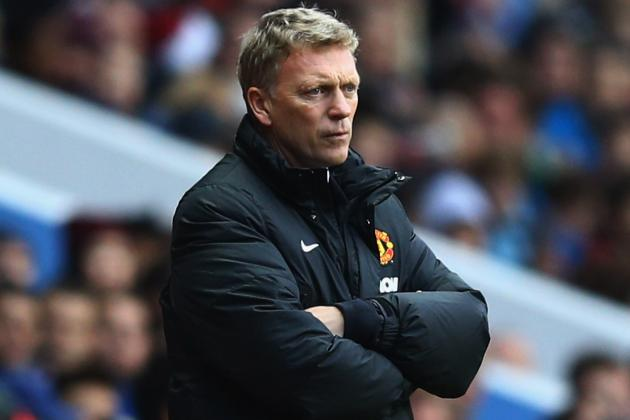 Olympiacos Tie Offers David Moyes Chance to Brighten Manchester United's Season