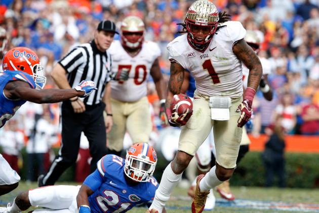 Florida State vs. Auburn: Breaking Down the Seminoles' Bread and Butter Play
