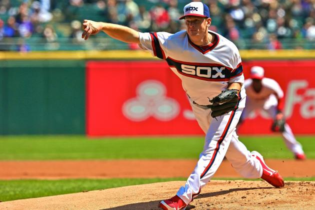 Gavin Floyd and Atlanta Braves Agree to 1-Year Contract