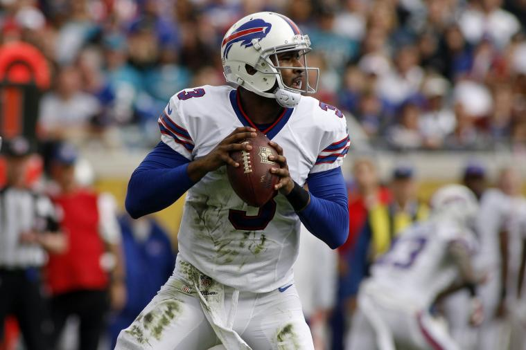 EJ Manuel Injury: Updates on Bills QB's Knee and Recovery