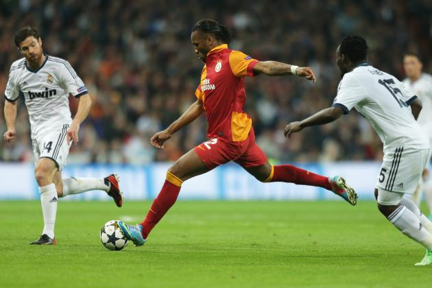 Didier Drogba Will Give Old Club Chelsea Fits in Champions League Last 16