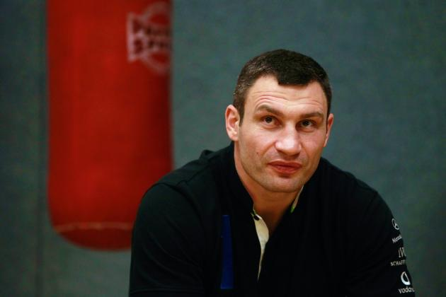 Vitali Klitschko Vacates WBC Heavyweight Title to Focus on Politics