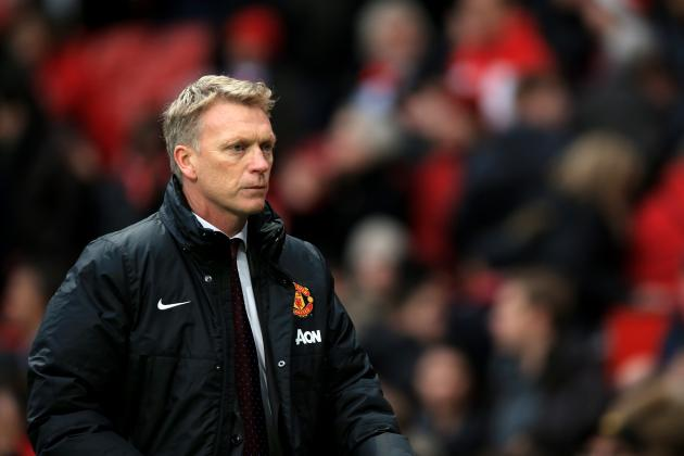 Manchester United Transfer News: David Moyes Says 'No Question' Club Will Spend