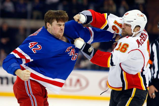 Will Hard-Nosed D-Man Dylan McIlrath Give New York Rangers a Badly Needed Spark?