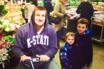 Gronk Relegated to Shopping Cart Scooter