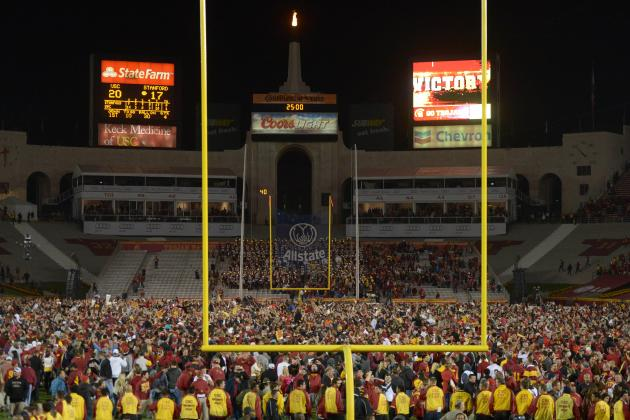 USC Will Build Forward from the Las Vegas Bowl