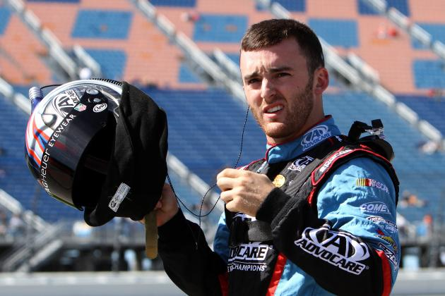 What the Austin Dillon-Kyle Larson Battle Will Mean for NASCAR in 2014