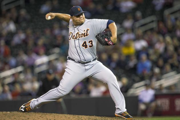 Tigers Expecting Big Things from Rondon's Big Arm