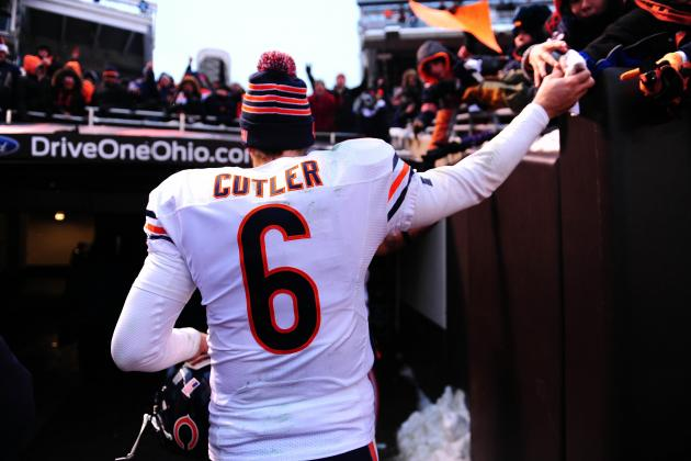 Chicago Bears Fans Need to Find Confidence in Jay Cutler as Their Franchise QB