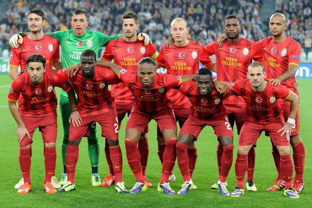 Breaking Down Chelsea's Champions League Opponents Galatasaray