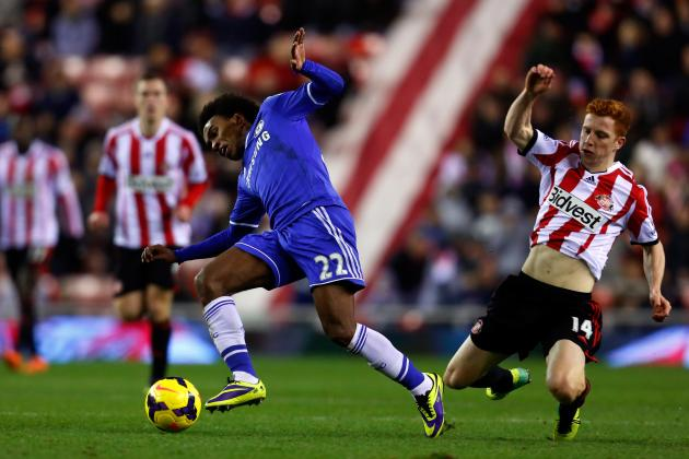 Sunderland vs. Chelsea: Date, Time, Live Stream, TV Info and Preview