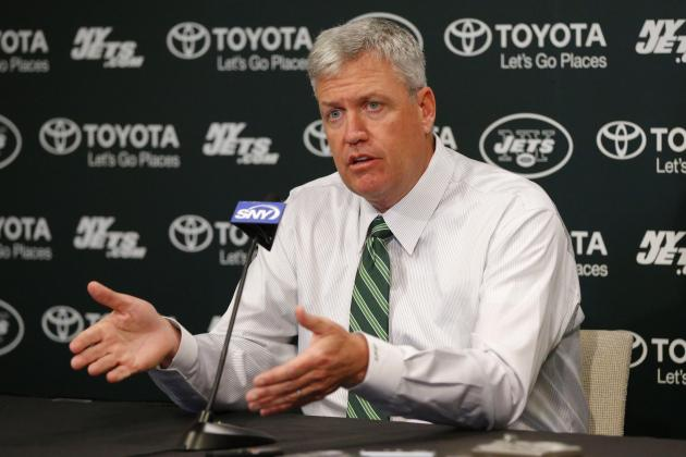 Rex Ryan: 'No Doubt' I'm Right Man to Turn Jets Around
