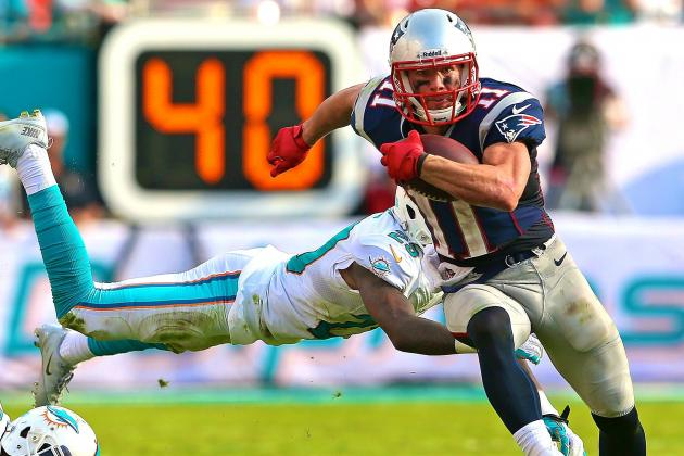 Breaking Down the Patriots' Post-Gronkowski Offense