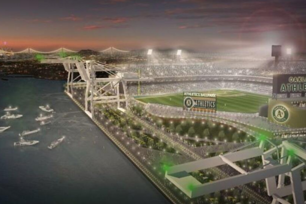 Oakland A's Given New Waterfront Stadium Proposal for Consideration