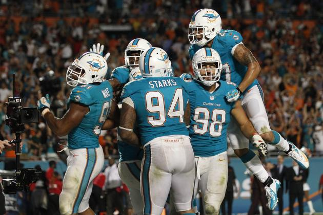 Suddenly, Dolphins Control Playoff Destiny