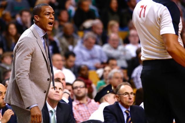 Boston Celtics' Rajon Rondo Plans to Be an NBA Coach Someday