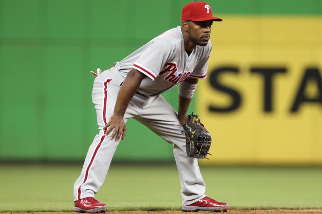 MLB Rumors: Updates on Jimmy Rollins, Jesse Crain and Mark Reynolds
