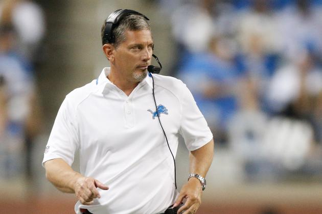 Updates on Jim Schwartz's Status as Detroit Lions Head Coach