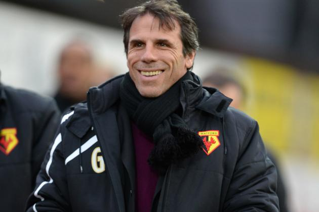 Did Gianfranco Zola Leave Watford for a Potential EPL Job Opening?