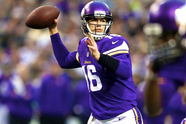 Matt Cassel Will Reportedly Start Final 2 Games For Minnesota Vikings