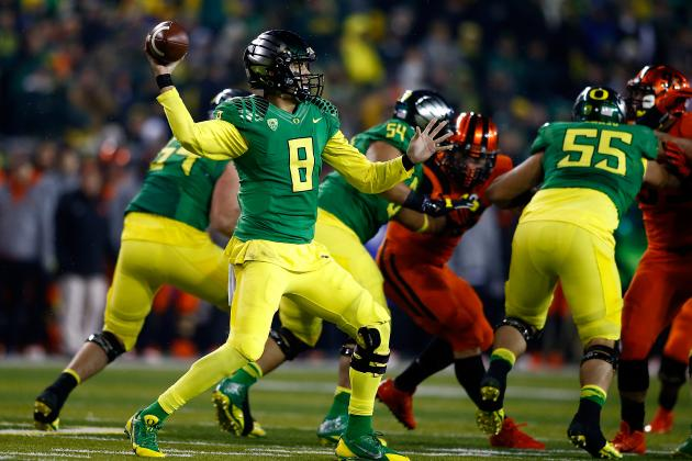Oregon Ducks' Strengths and Weaknesses Leading Up to the Alamo Bowl