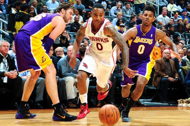 Los Angeles Lakers vs. Atlanta Hawks: Live Score and Analysis