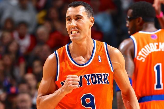 Pablo Prigioni Injury: Updates on Knicks Guard's Toe and Return